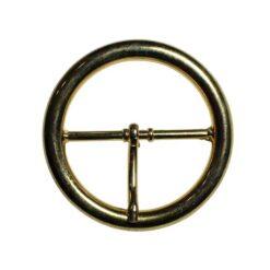 Αγκράφα Ζώνης Στρογγυλή 4cm