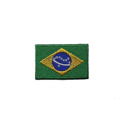 Θερμοκολλητικά Μοτίφ Στάμπες Σημαία Βραζιλίας