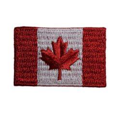 Θερμοκολλητικά Μοτίφ Στάμπες Σημαία του Καναδά