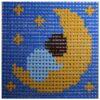 Κέντημα Παιδικό Όνειρα Γλυκά σε Σμύρνα (Κομπλέ Κιτ)