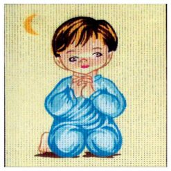 Κέντημα Παιδικό Νυχτερινή Προσευχή (Κομπλέ Κιτ)