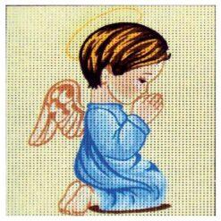 Κέντημα Παιδικό το Αγγελάκι (Κομπλέ Κιτ)