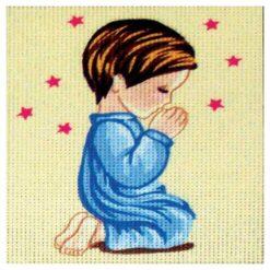Κέντημα Παιδικό το Αγόρι που Προσεύχεται (Κομπλέ Κιτ)