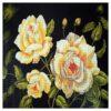 Κέντημα Σταμπωτό Λουλούδια