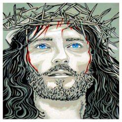 Κέντημα Σταμπωτό τα Πάθη του Χριστού