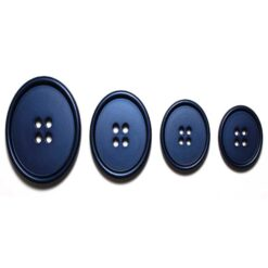 Κουμπιά Κοκκάλινα σε Ματ σε Μπλε