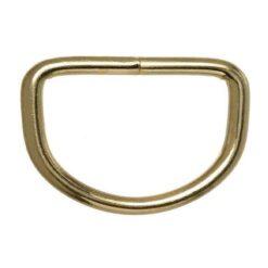 Κρίκος Τσάντας 20mm σε Χρυσό