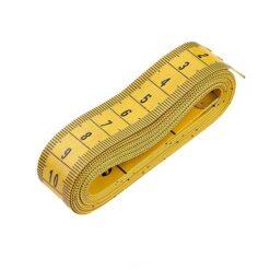 Μεζούρα Κίτρινη 2.00cm