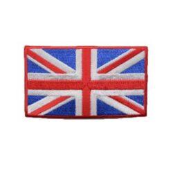 Μοτίφ Στάμπα Αγγλική Σημαία