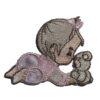 Μοτίφ Στάμπα για Μωρουδιακά το Μωράκι