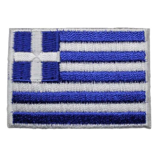 Μοτίφ Στάμπα η Σημαία της ΕλλάδοςΜοτίφ Στάμπα η Σημαία της Ελλάδος 7.8 x 5cm