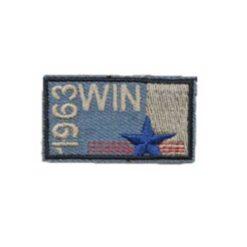 Θερμοκολλητικά Μοτίφ Στάμπες 1963 Win