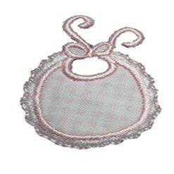 Μοτίφ για Μωρουδιακά οι Σαλιάρες σε Ροζ Χρώμα