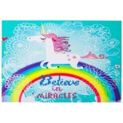 Πίνακας με Ψηφίδες Diamond Dotz Complete Κιτ Belive in Miracles