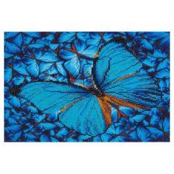 Πίνακας με Ψηφίδες Diamond Dotz Complete Κιτ Flutter by Blue