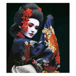 Πίνακας με Ψηφίδες Diamond Dotz Complete Κιτ Kyoto Beauty