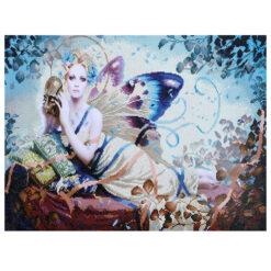 Πίνακας Diamond Dotz με την Νεράιδα