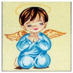 Παιδικό Κέντημα το Αγγελάκι Κομπλέ Κιτ