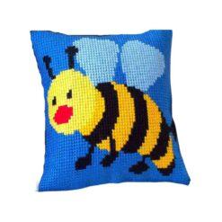 Παιδικό Μαξιλάρι για Κέντημα με την Μέλισσα
