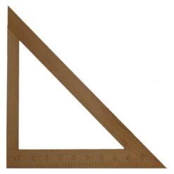 Τρίγωνο Ραπτικής Ξύλινο 60cm