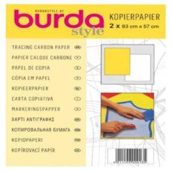 Χαρτί Αντιγραφής Burda σε Κίτρινο και Λευκό